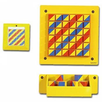 Детская развивающая Настенная игра «Мозаика» арт. 23611