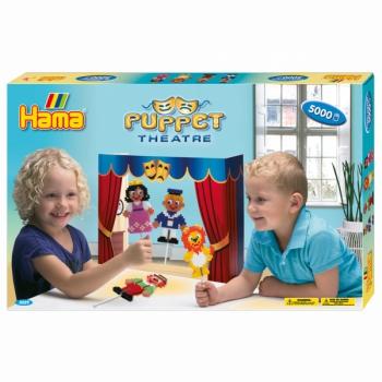 Большой подарочный набор Hama Кукольный театр