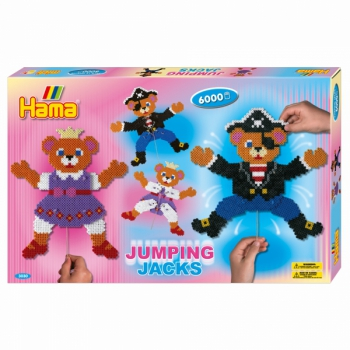 Большой подарочный набор Hama Прыгающие мишки