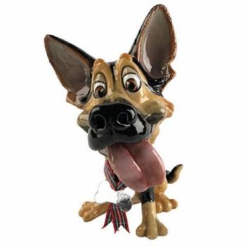 Фигурка собаки 314 Saskia