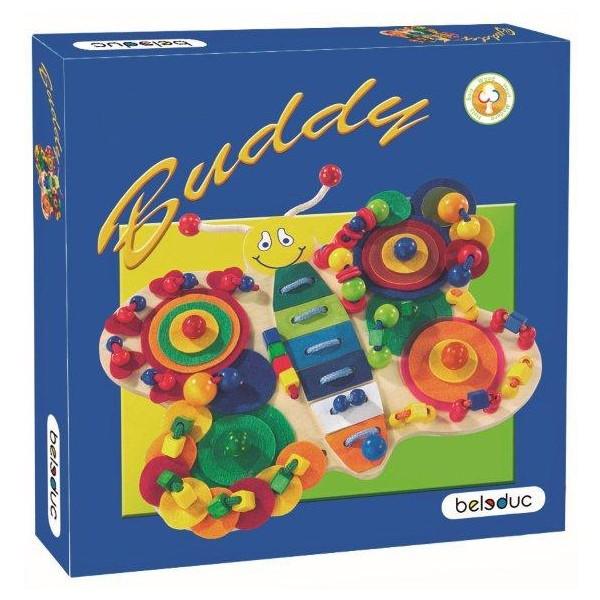 Детская развивающая Игра-шнуровка «Бабочка» арт. 40766