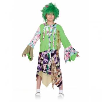 Карнавальный костюм Кикимора k5021