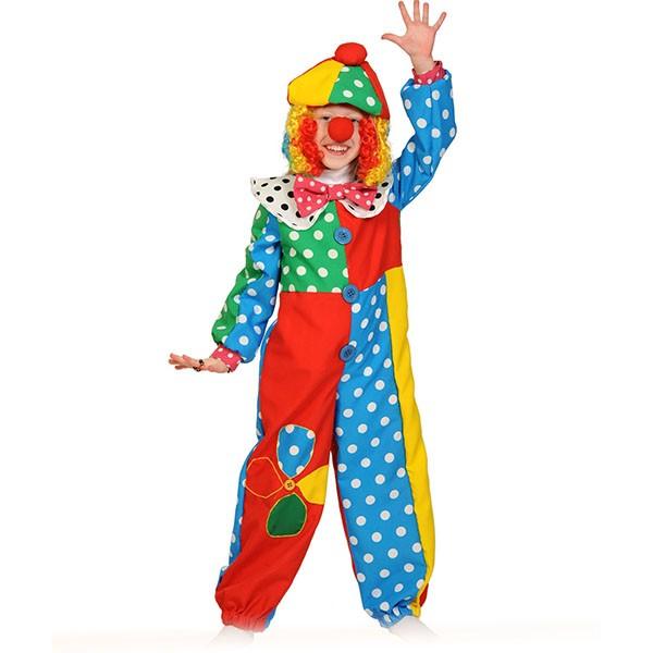 Карнавальный костюм Клоун Филя k5023