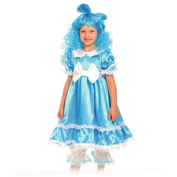 Карнавальный костюм Мальвина k5031