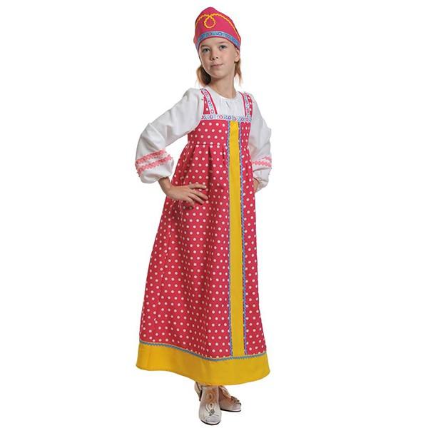 Карнавальный костюм Аленушка k5079