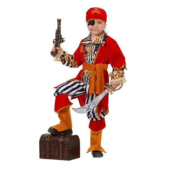 Костюм Пират  морской арт 5117