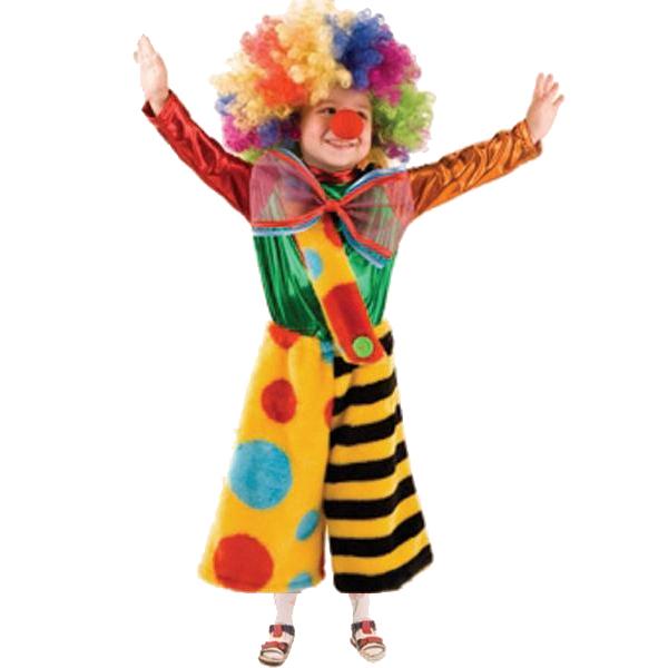 Карнавальный костюм Клоун Клепа