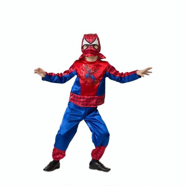 Карнавальный костюм Человек паук арт 7011