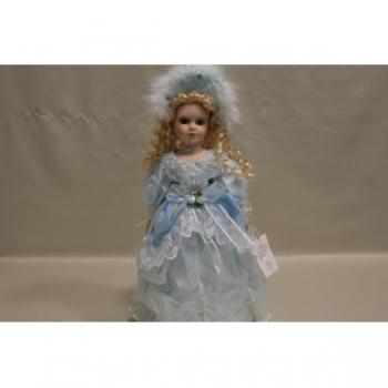 Фарфоровая кукла Khloe