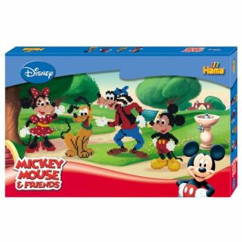 Большой подарочный набор  Микки Маус и друзья