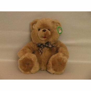 Мягкая игрушка Медведь беж. с бантом арт. 79168