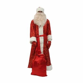 Маскарадный костюм Дед мороз арт. 7С-495