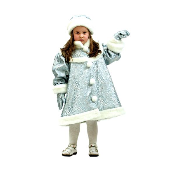Маскарадный костюм Снегурочка арт 7C-524