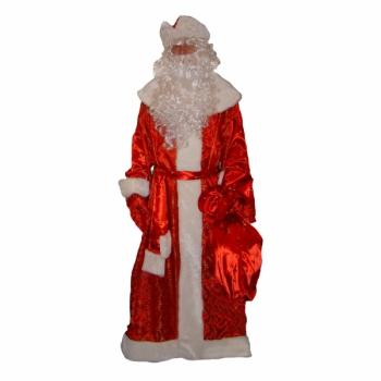 Маскарадный костюм Дед мороз арт. 7с-709а