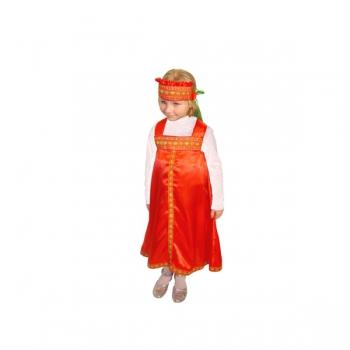 Маскарадный костюм Дуняша арт. 7C-726