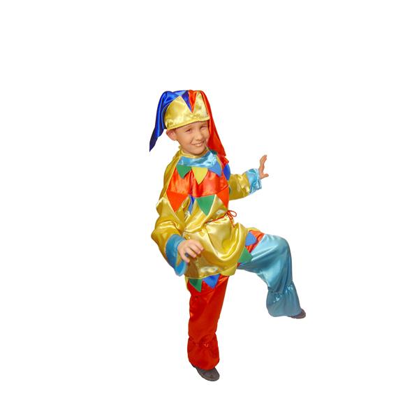 Карнавальный костюм Скоморох арт. 7C-823