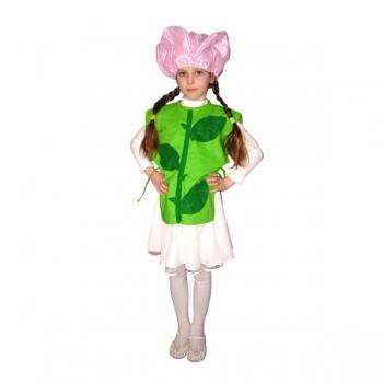 Маскарадный костюм Роза арт. 7C-917