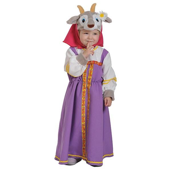 Карнавальный костюм Коза-Дереза k8003
