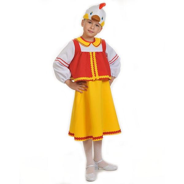 Карнавальный костюм Курочка Ряба k8005