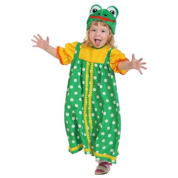 Карнавальный костюм Лягушка-Квакушка k8007