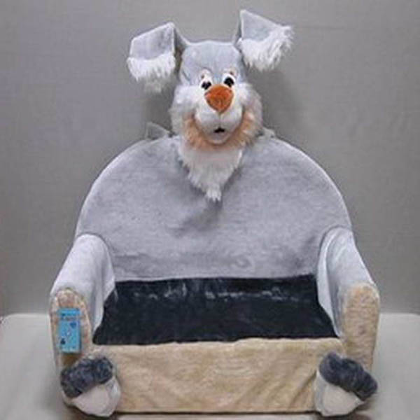 Мягкая игрушка Диван Зайка арт. 80233