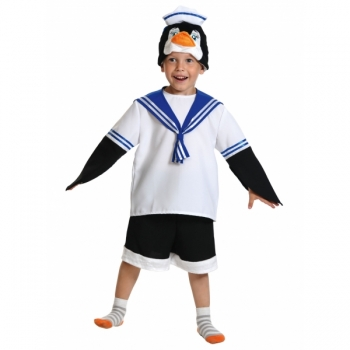 Костюм Пингвинчик Шкипер К8034