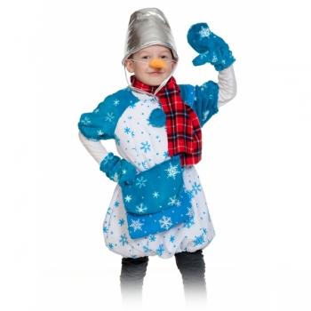 Карнавальный костюм Снеговик Почтовик K8035