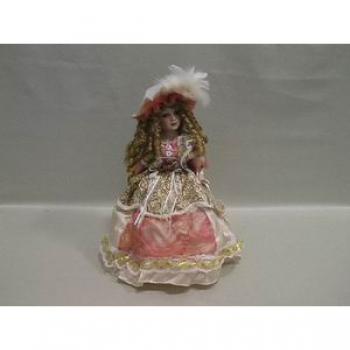 Фарфоровая кукла Sydney