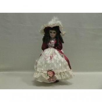 Фарфоровая кукла Abigail