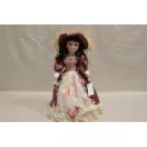 Фарфоровая кукла Addison