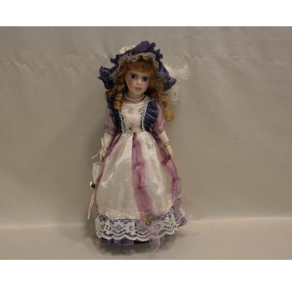 Фарфоровая кукла Alexa