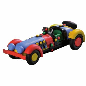 Детский игровой конструктор Ретроавтомобиль