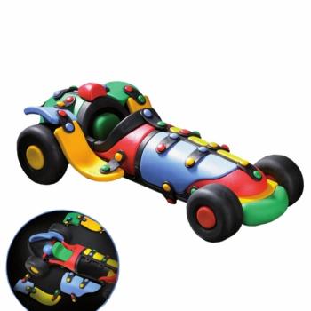 Детский игровой конструктор Гоночный автомобиль