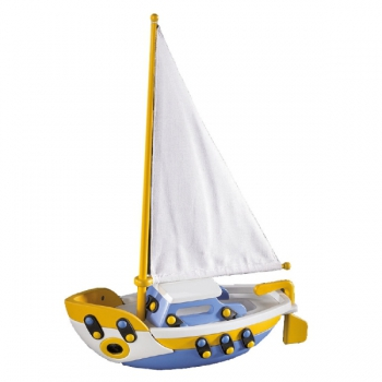 Детский игровой конструктор Яхта