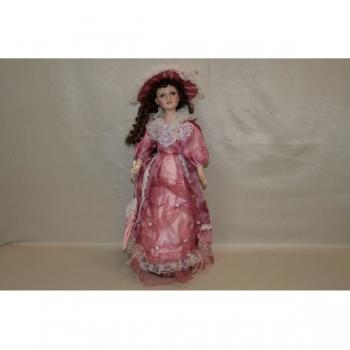 Фарфоровая кукла Makayla
