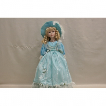 Фарфоровая кукла Layla