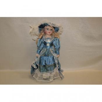 Фарфоровая кукла Merlin
