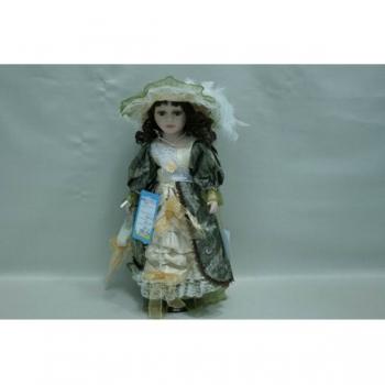 Фарфоровая кукла Gret