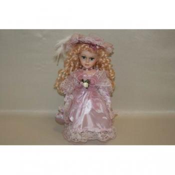 Фарфоровая кукла Bella