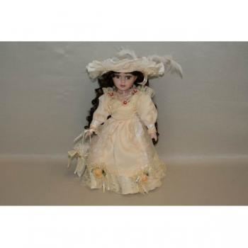 Фарфоровая кукла Brooke