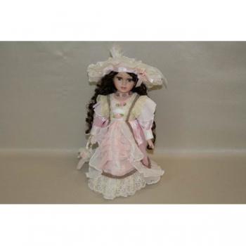 Фарфоровая кукла Madelyn