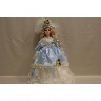 Фарфоровая кукла Vanessa