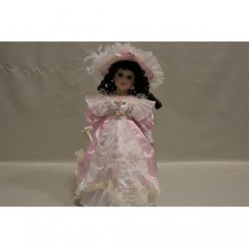 Фарфоровая кукла Camila