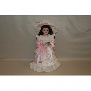 Фарфоровая кукла Audrey