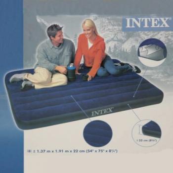 Надувной матрас-кровать INTEX