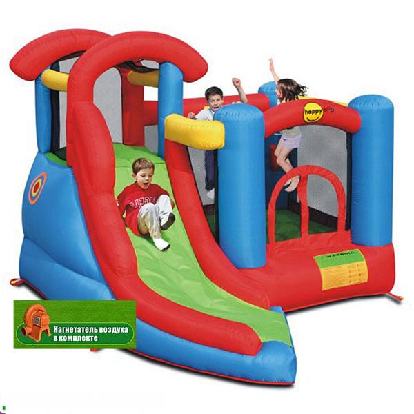 Надувной Батут Детский Игровой центр Happy Hop