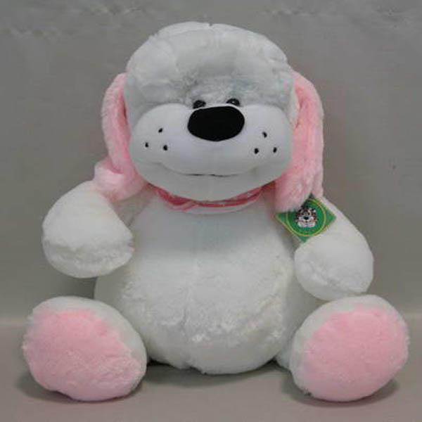 Мягкая игрушка Собачка белая арт. 94796