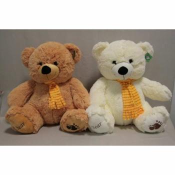 Мягкая игрушка Мишка в шарфе маленький арт. 95098