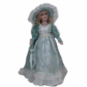 Фарфоровая кукла Emily