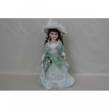 Фарфоровая кукла Riley